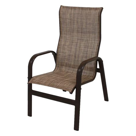 Aluminum Stacking Patio Chairs Aluminum Sling Stackable Patio Chairs Icamblog