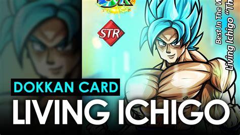 Custom Dokkan Card Templates by Living Ichigo Dokkan Battle Custom Card Feat