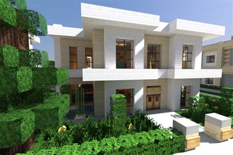 realistic home design 20 modern minecraft houses reactor