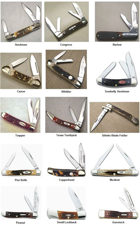 different types of pocket knives pocket knives types resources reference