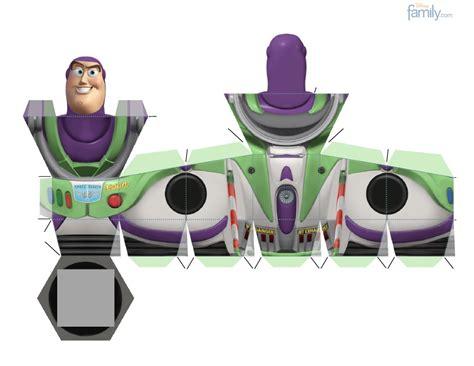 Buzz Lightyear Papercraft - buzz lightyear 3d boneco para imprimir free printable