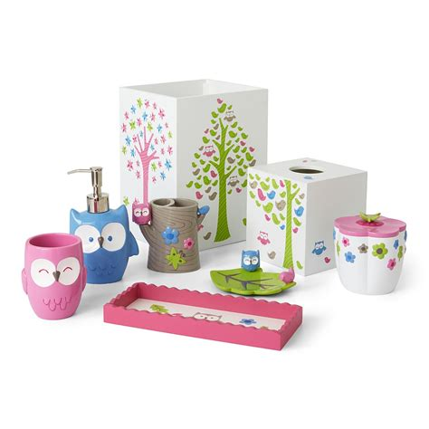 set for bathroom the benefits of using kids bathroom accessories sets