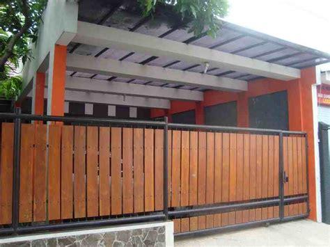 desain pagar rumah minimalis warna putih gambar 26 model gambar desain pagar rumah minimalis warna