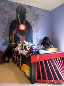 Train Bedroom Diy Train Bedroom For Kids The Budget Decorator