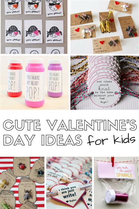 7 Cute Valentine's Day Ideas For Kids!   Mom Spark   A Trendy Blog for Moms   Mom Blogger