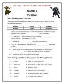 the witches part 1 worksheets by sonjacoulter