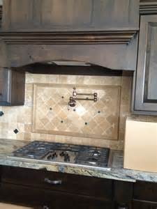 stove backsplash kitchens pinterest