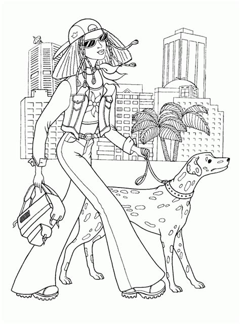 horses coloring pages pdf barbie and horse coloring pages for girls coloring pages