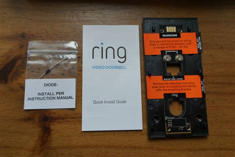 where to buy doorbell diode ring doorbell review tech news