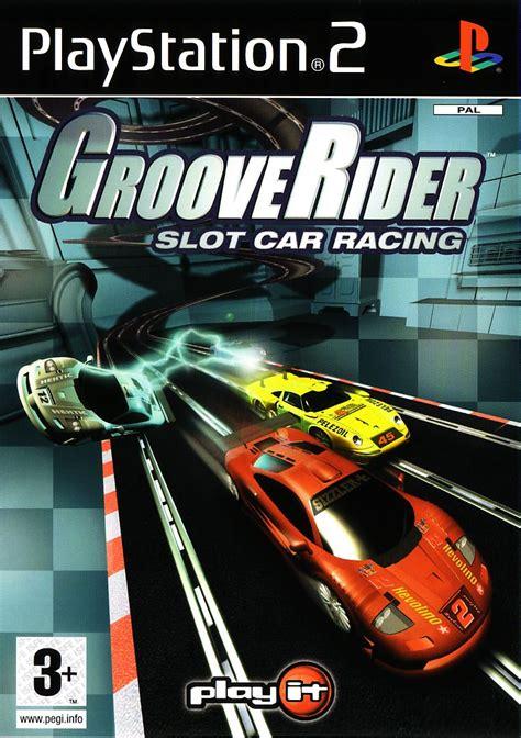 grooverider slot car thunder  playstation