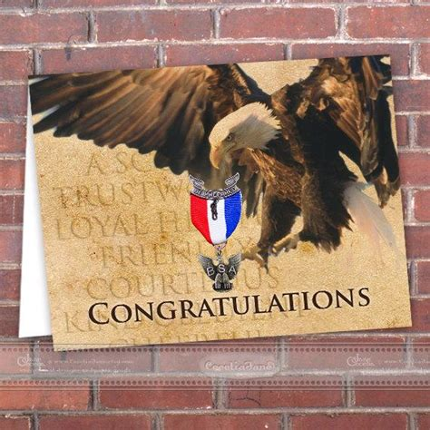 eagle scout congratulations card template instant eagle scout congratulations card instant