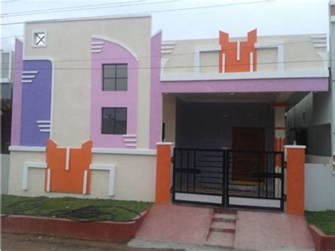 Ground Floor House Elevation Designs In Indian Main Elevation Image 11 Of Vrr Constructions Greenpark