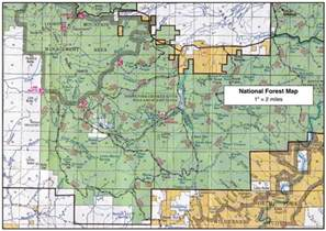 forest service map forest service maps my
