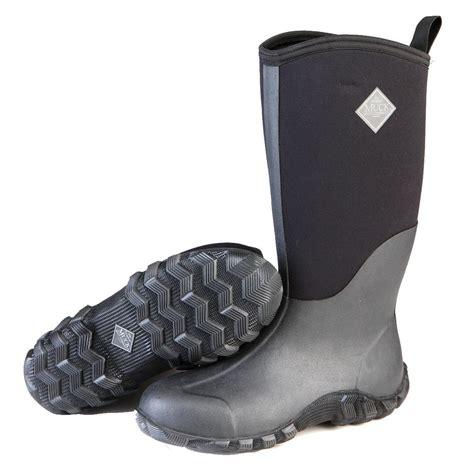 waterproof rubber boots for muck edgewater ii waterproof rubber boots 658166 rubber