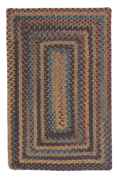Area Rugs Braided Ridgevale Collection Colonial Mills Braided Area Rugs