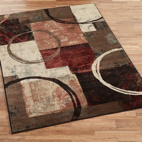 Contemporary Area Rugs Arcade Contemporary Abstract Area Rugs
