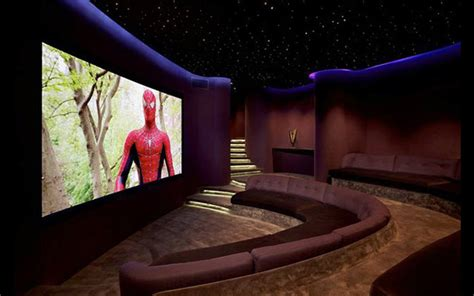 matrix inspired home theater    home theaters