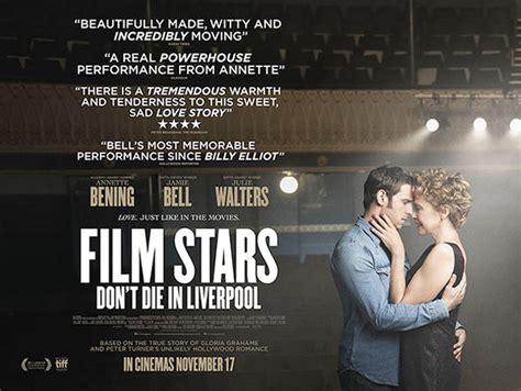 new movies on dvd film stars dont die in liverpool by jamie bell new us trailer for film stars don t die in liverpool with bening bell firstshowing net