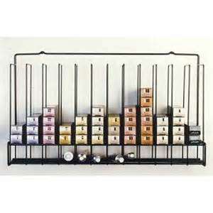 hair color organizer color storage rack