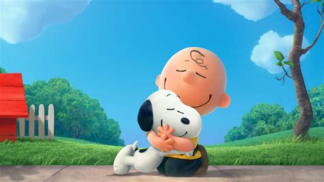 a brown peanuts the peanuts brown snoopy wallpapers hd wallpapers