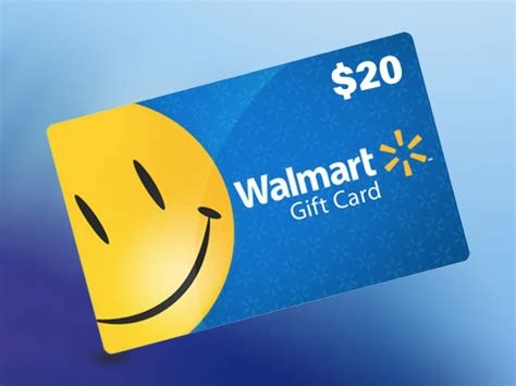 Walmart Gift Card Faq - win a 20 walmart gift card sweepon com