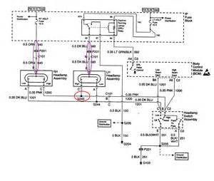 2002 Chevy Cavalier Light Wiring Diagram 2000 Chevy Cavalier High Beams Wiring Low Beams