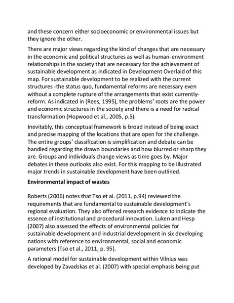 Sustainability Essay Topics by Argumentative Essay On Sustainable Development