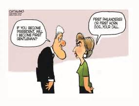 Cartoon perfectly sums up what will happen to bill if hillary wins
