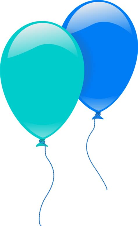 Balloon party clipart clipart best