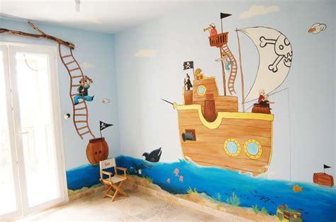 chambre enfant pirate une chambre pirate atelier mur mur 06 69 62 38 06