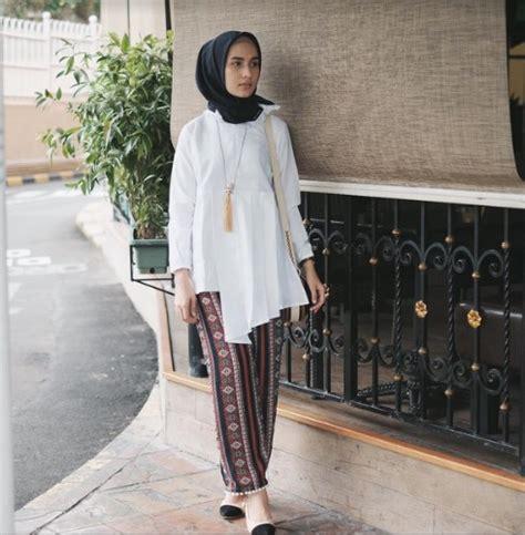 Baju Baju Kondangan Batik Atasan Batwing dwi handayani tilkan busana etnik menjadi lebih