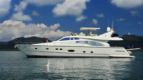charter boat double island luxury charter boat in phuket thailand