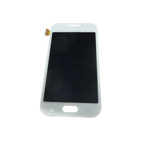 Lcd J1 Ace touchscreen and lcd assembled white glass for samsung galaxy j1 ace j110 sm j110