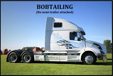what is the truck what is a bobtail trucker terms simple definitions