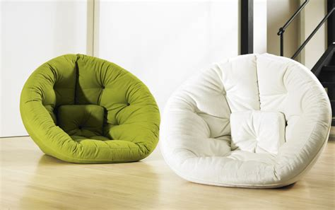 comfortable nest  small spaces