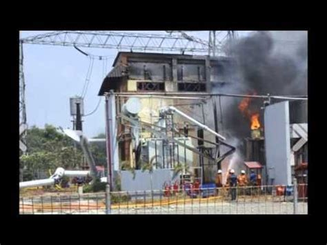 detik pln detik kebakaran landa gardu induk pln di kembangan 18