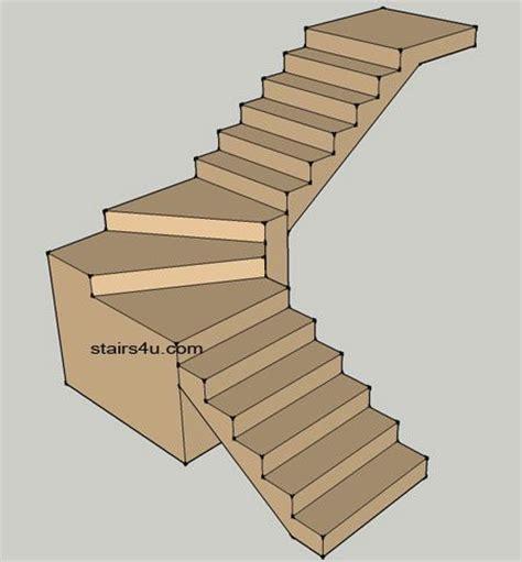 basic stair layout quizlet basic winder stair design building stuff pinterest