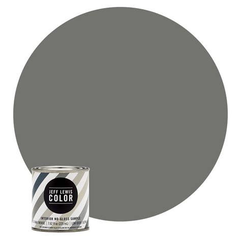 jeff lewis color 8 oz jlc412 no gloss ultra low voc interior paint sle 108412