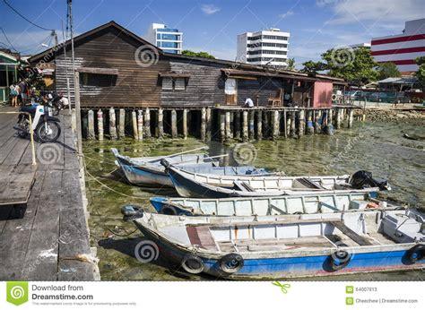 village jetty stock photo image 64063688 chew village jetty penang malaysia editorial stock photo