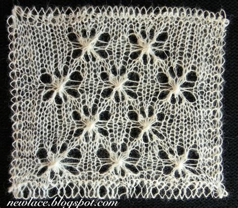difference between pattern and motif new lace old traditions 16 little daisies motif for shawl