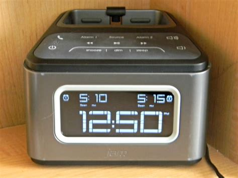 Alarm Jam up with the hmdx jam zzz alarm clock she scribes