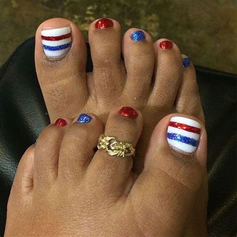Toe Nail Designs 4th Of July 10 4th of july toe nail designs ideas 2016 fourth