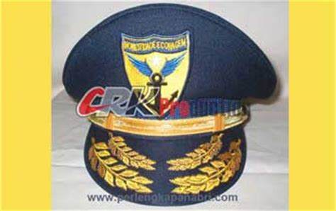 Baju Pramuka Camat topi pet polisi jual topi army