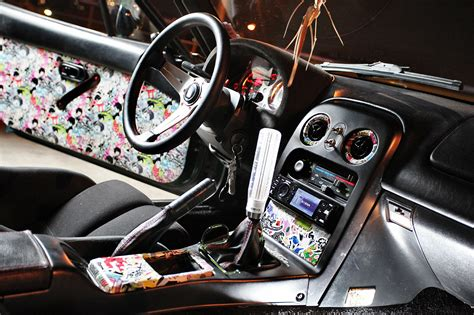 How To Sticker Bomb Car Interior Sticker Bomb Ing Body Interior Amp Styling Mx 5