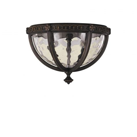 Patio Ceiling Lights Manhattan American Colllection Regent Court Traditional Flush Fitting Porch Ceiling Light