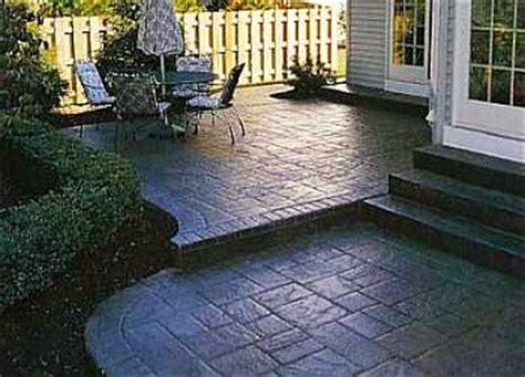 concrete patio ideas for small backyards small backyard concrete patio designs 2017 2018 best