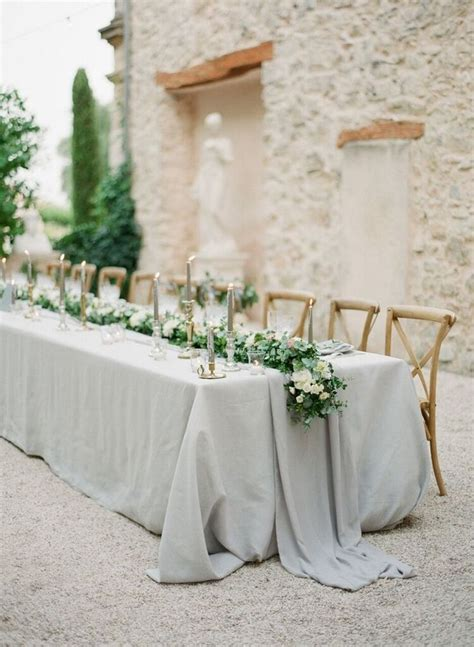 Table Linens For Weddings by 25 Best Ideas About Wedding Table Linens On