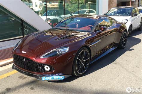 Aston Martin Zagato For Sale by Aston Martin Vanquish Zagato 29 January 2017 Autogespot