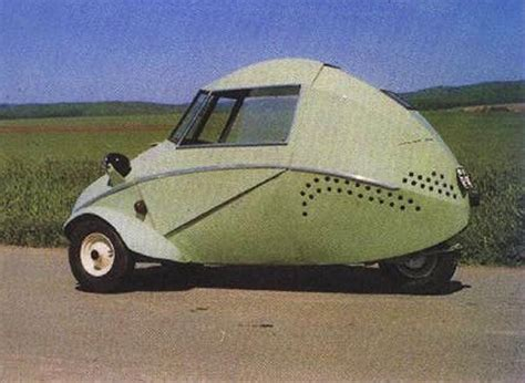Cabin Of A Car by Cohort Classic Fmr Messerschmitt Kabinenroller The