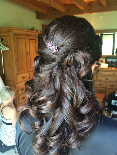 Wedding Hair Half Up Half Mid Length by 71 Best Majestic Mountain Hairstyles By